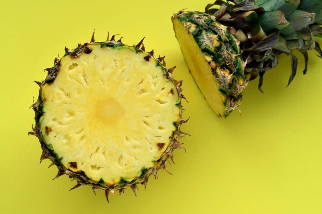Quelques bienfaits de l'ananas