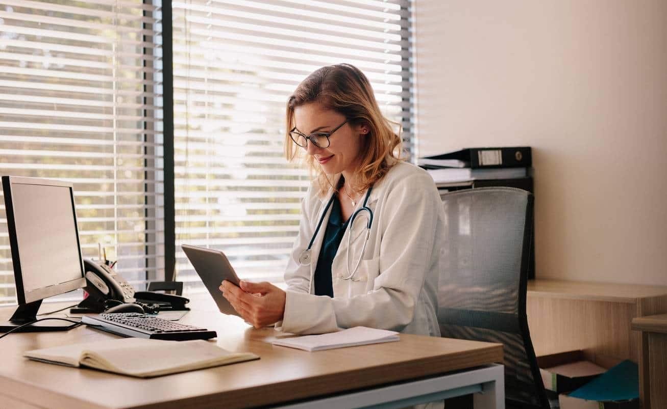 messagerie médicale sécurisée