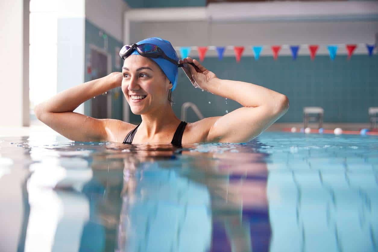 natation pour prévenir les maux de dos