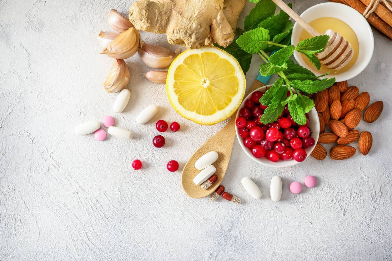 complement alimentaire en hiver ; renforcer organisme hiver ; renforcement systeme immunitaire