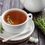 Pourquoi est-il conseillé de boire du thé après chaque repas ?