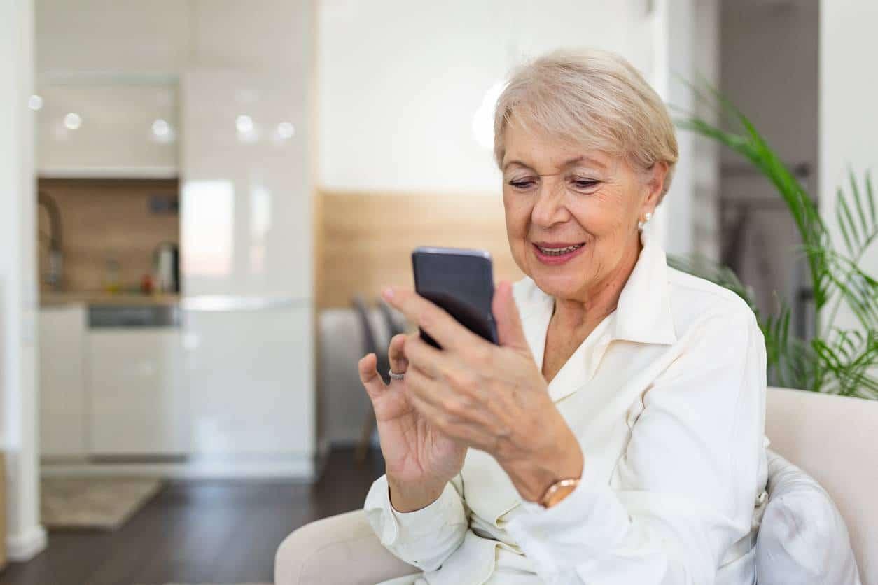 téléassistance, sécurité personnes âgées