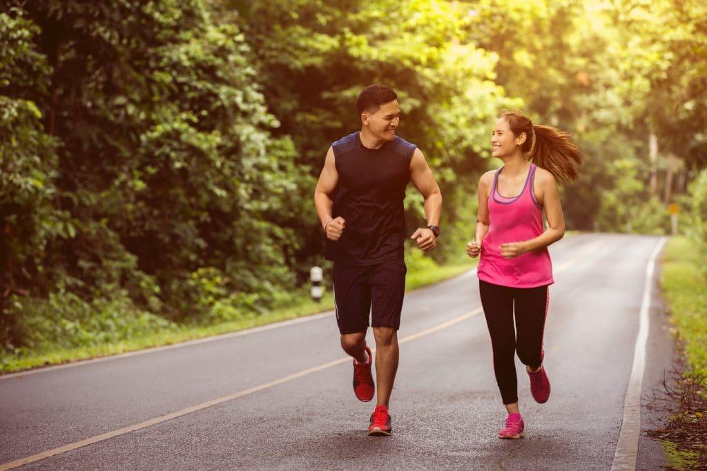Quelques conseils pour bien maigrir en courant