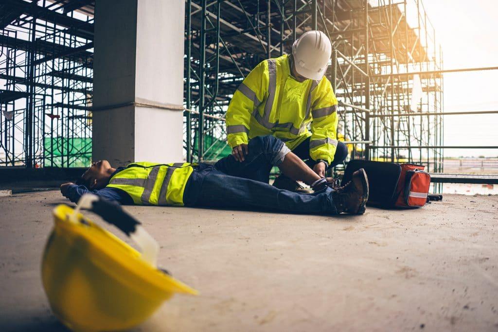 Qu'est-ce qu'un sauveteur secouriste du travail ?