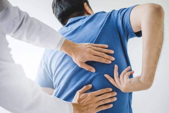 Maux de dos chiropracteur