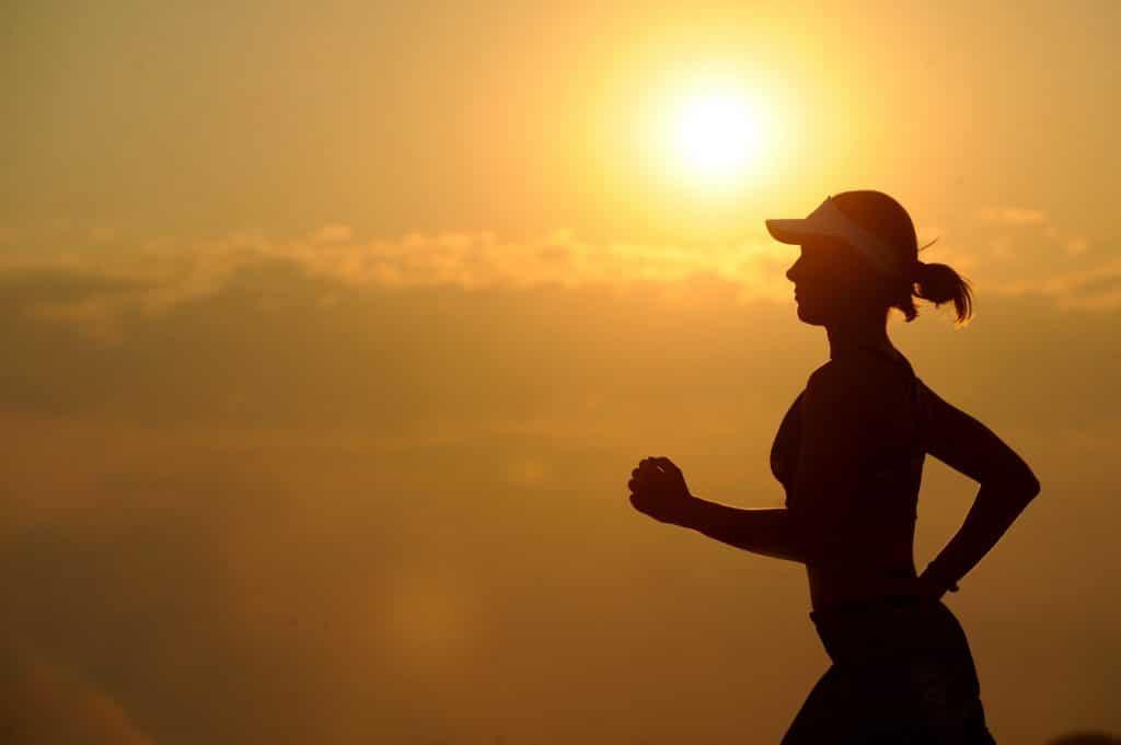 Perdre du poids en courant: comment faire?