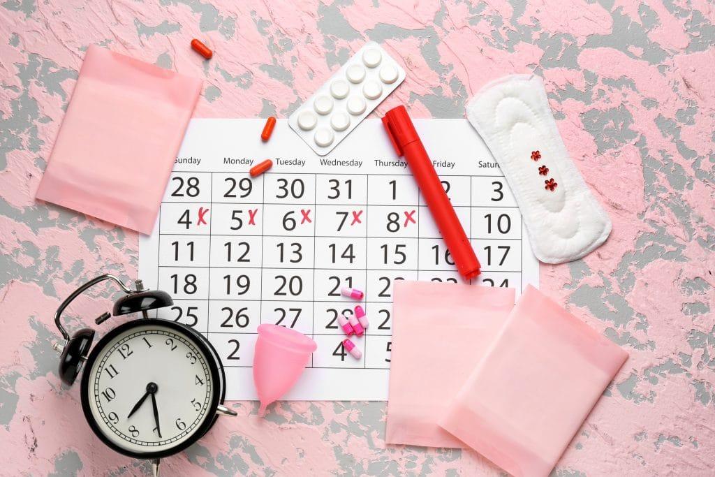 Qu'est-ce que le cycle menstruel?