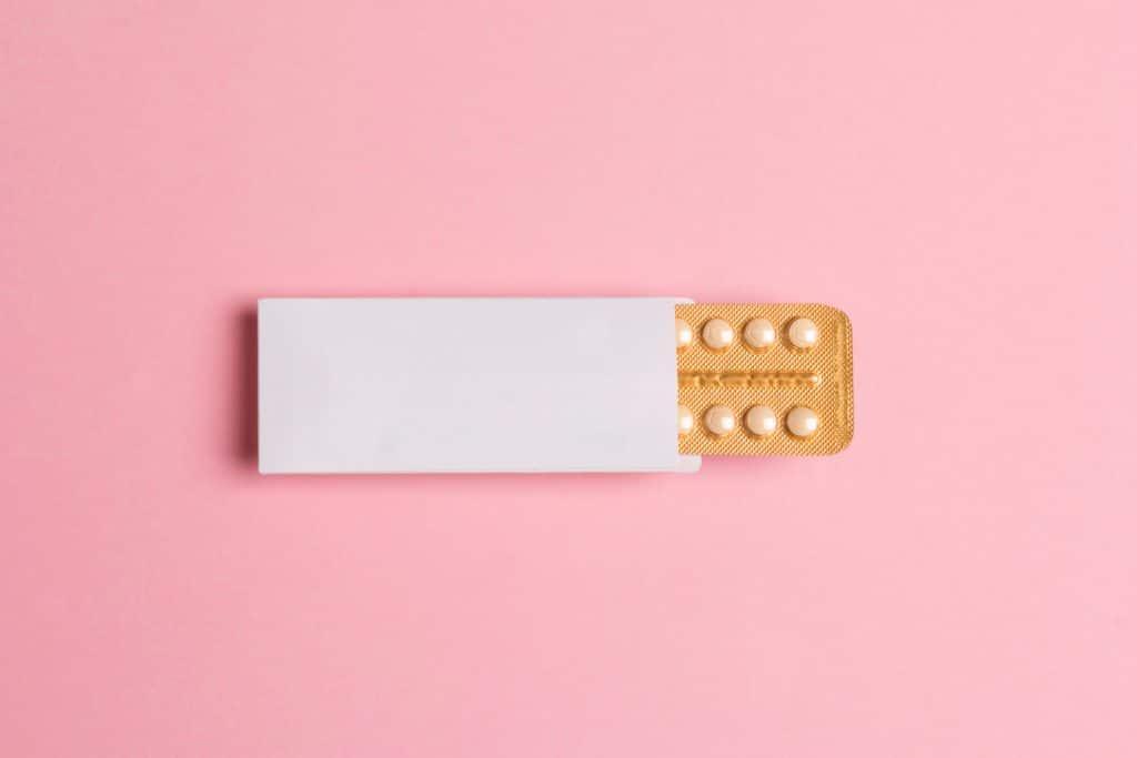 Changement de pilules