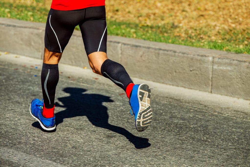 Peut-on courir avec n'importe quelle paire de chaussettes ?